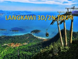 3D2N langkawi tour package