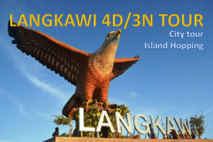 4D3N Langkawi tour package
