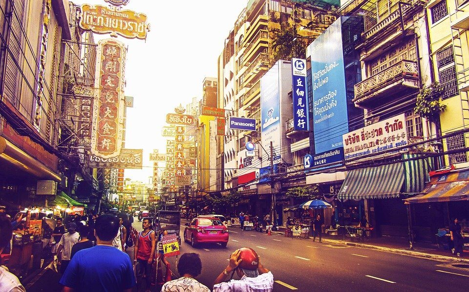 Bangkok Tour Thumbnail