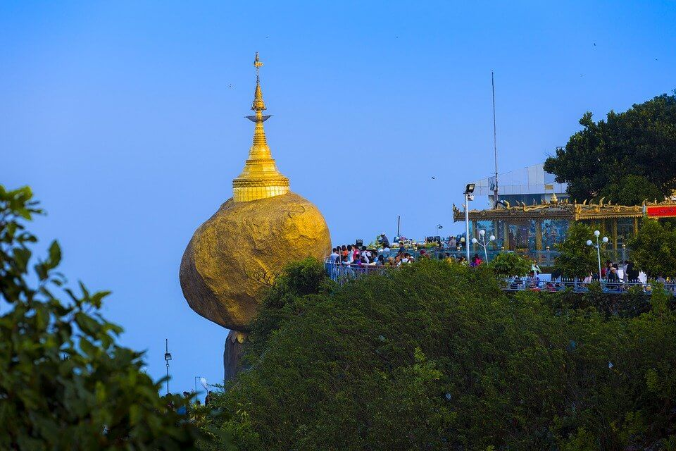 Yangon Tour Packages Thumbnail